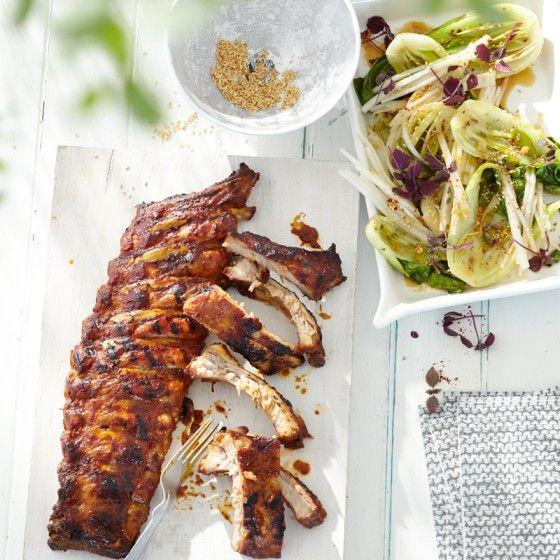 Pak-choi-Salat