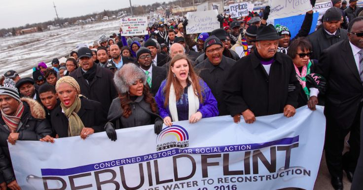 Race is at the Heart of The New Faith-Driven Environmental Justice