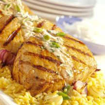 Pork Chops - Very little preparation goes into making these grilled ...