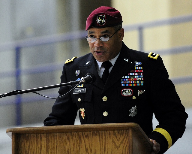Maj. Gen Michael X. Garrett, Commander Of US Army Alaska