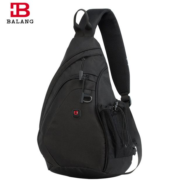Special price BALANG Men Crossbody Bag Casual Large Capacity Women Messenger Bags Unisex Famous Brand Travel Shoulder Bag Waterproof  just only $25.43 with free shipping worldwide  #crossbodybagsformen Plese click on picture to see our special price for you