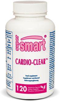 Cardio-Clear™ - Cardio-Clear™ est une formulation de chélation orale sûre, puissante et scientifiquement validée qui peut vous aider à garder vos artères propres et libres de blocages, à y améliorer la circulation d'une manière générale et à éliminer les métaux lourds et les dépôts de calcium, afin de maintenir une fonction cardio-vasculaire performante.