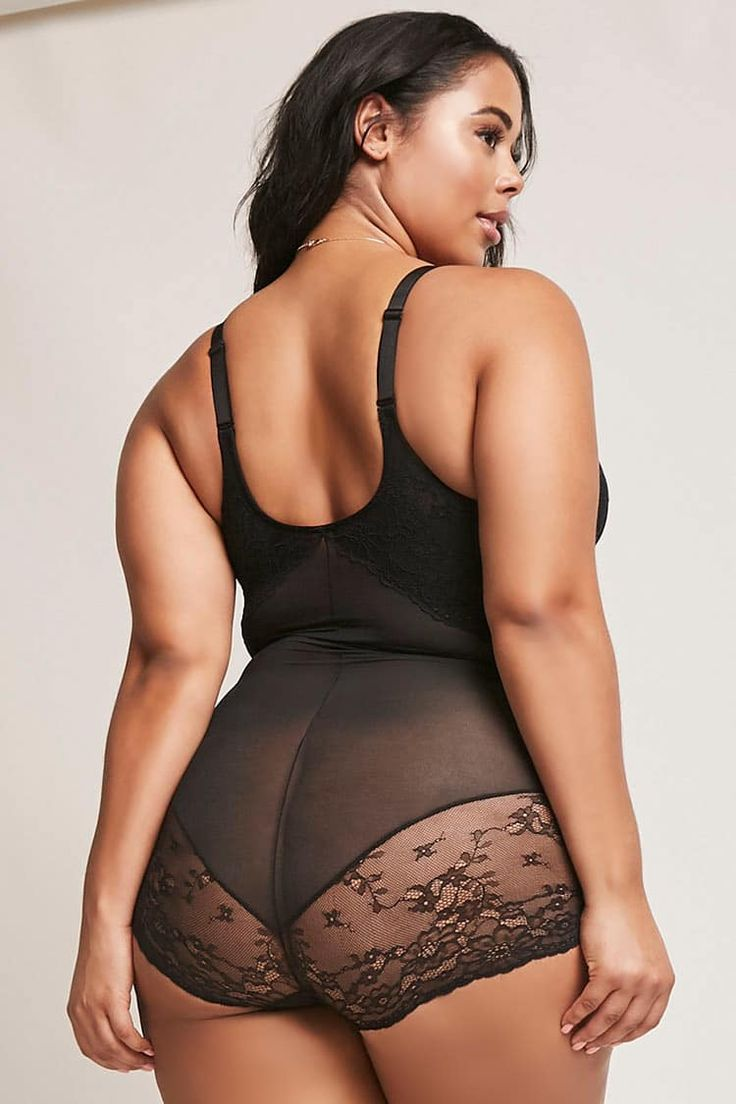 Booty - Product Name:Plus Size SPANX Spotlight on Lace ...