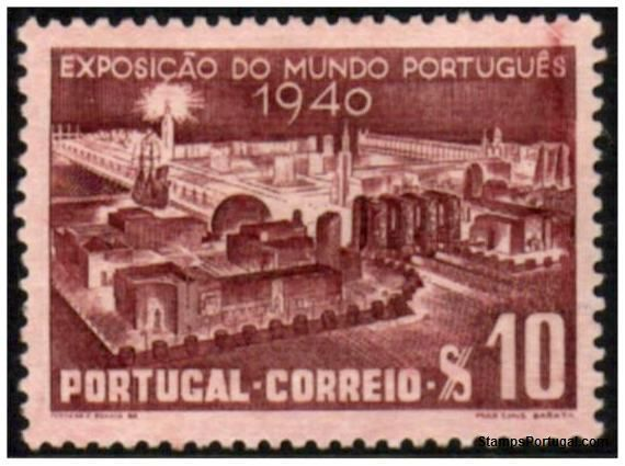 Exposição do Mundo Português, 1940