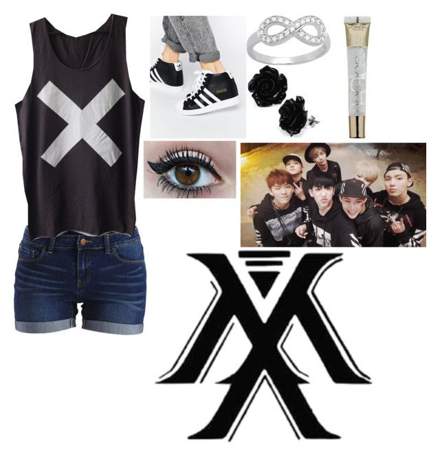 28 best outfits inspired by Monsta X images on Pinterest | Inspired outfits Kpop outfits and ...