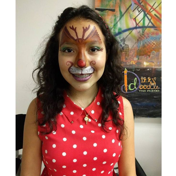 Met this awesome teen last night at a Holiday Party #Rudolph #rudolphtherednosedreindeer #clarice #claricereindeer #facepaint #facepainting #facepainter #dizzydoodlefacepainting #Broward #southfl #southflorida #Browardfacepainter #southfloridafacepainter #southflfacepainter #professionalfacepainter #dadefacepainter #Twitter @nmt_somy_ali #nomoretears #holidaycheer #holidayparty #Christmas