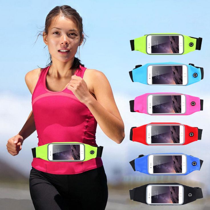 Waterproof Sport Waist Bag Ph Case for Huawei Honor 6 / 7 P6 P7 P8 / lite P9 / lite Outdoor Workout Running Pouch Accessories
