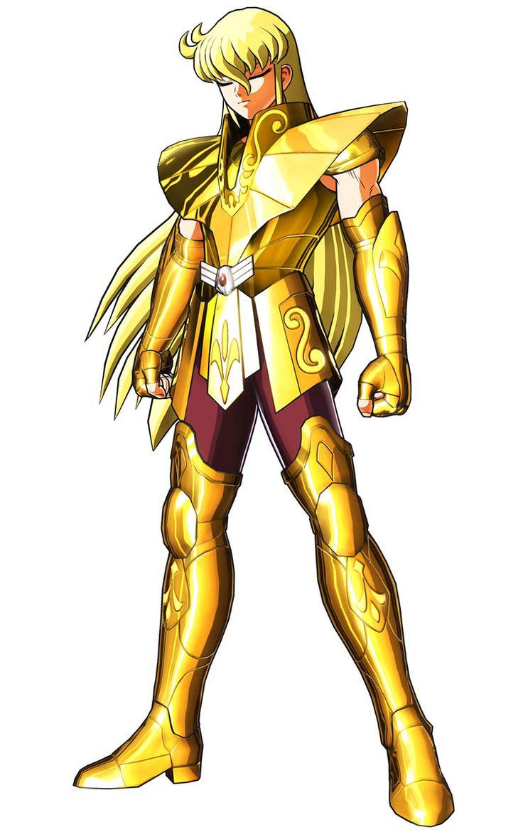 Shaka - Virgo (Gold Knight)