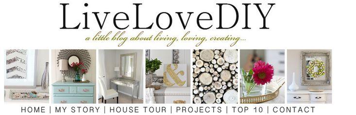 LiveLoveDIY: Decorating Mistakes & Lessons: 1 Bedroom, 10 Ways