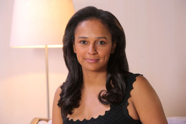 TRIP DOWN MEMORY LANE: ISABEL DOS SANTOS: AFRICA`S FIRST WOMAN AND YOUNGEST BILLIONAIRE