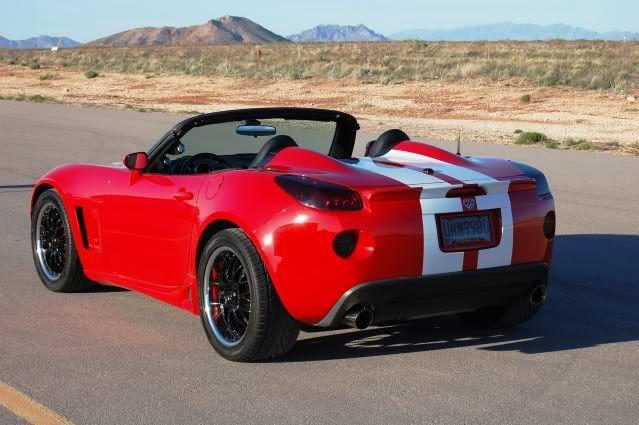 For Sale Supercharged Pontiac Solstice Pontiac Solstice