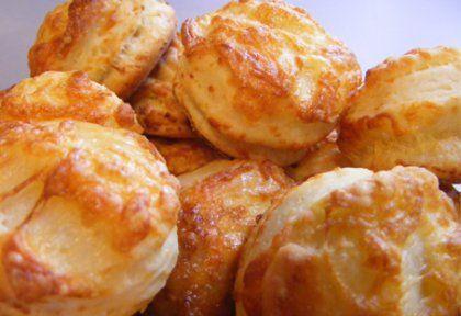 Anyu sajtos pogácsája | NOSALTY – receptek képekkel