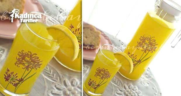 Osmanlı Saray Limonatası Tarifi