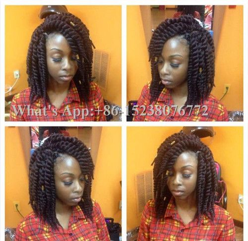 black havana crochet brading hair ,2x jumbo braids black braiding hair ...