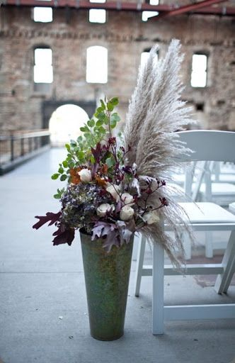 23 Best Pampas Grass Wedding Flowers Images On Pinterest