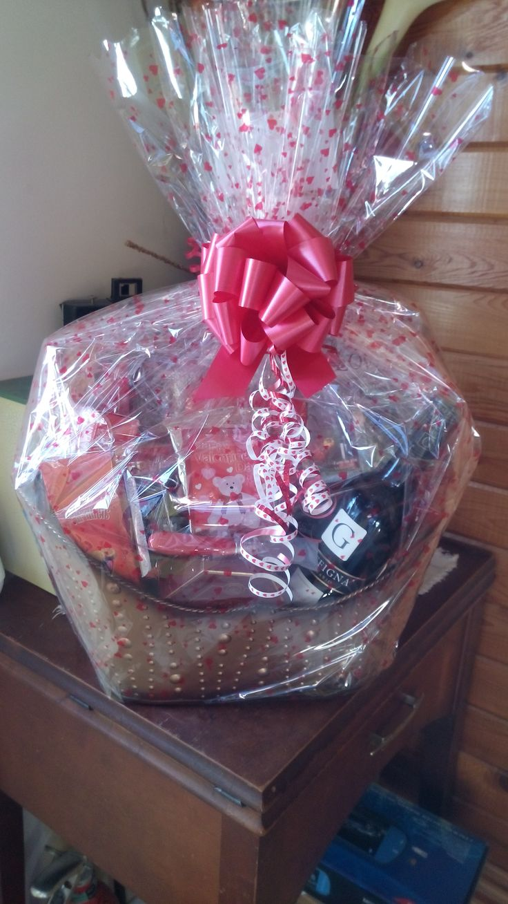 #Romance #Wedding #Anniversary #Special Someone, Mix of #SPA #Wine #Lindt Truffles #Candle for a Couple to Share! $100.00