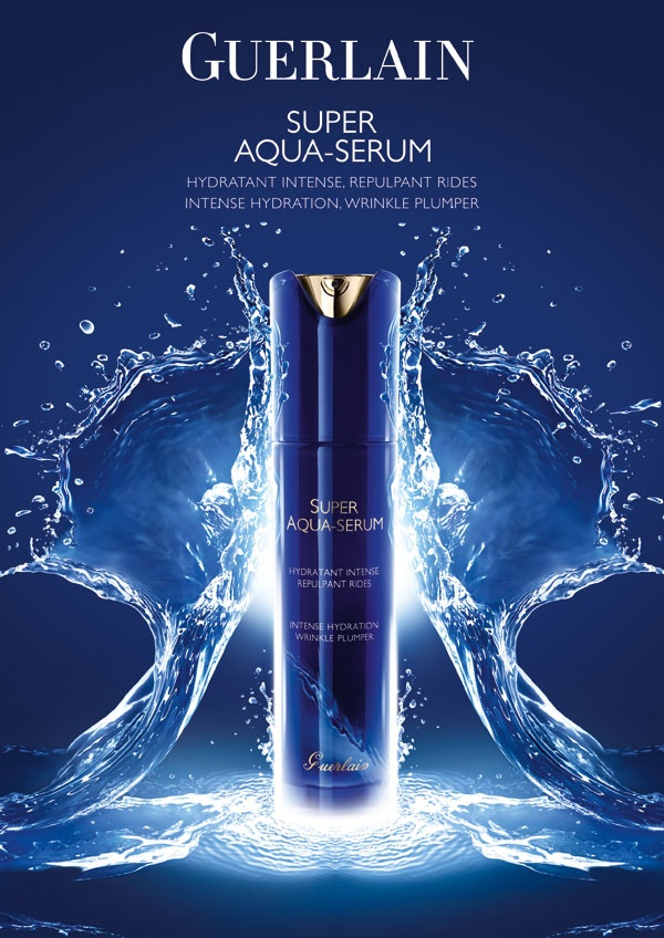 Guerlain Super Aqua Serum