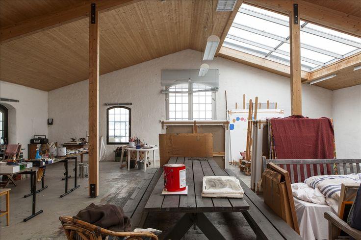 Heggholmen, villa bris ateliet