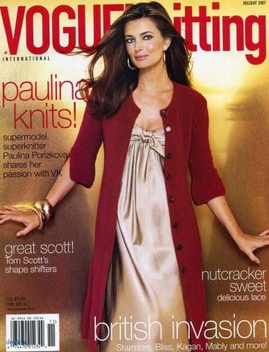 Vogue Knitting Holiday 2007 - 燕子的宝贝15--VOGUE和KNITTING - Веб-альбомы Picasa