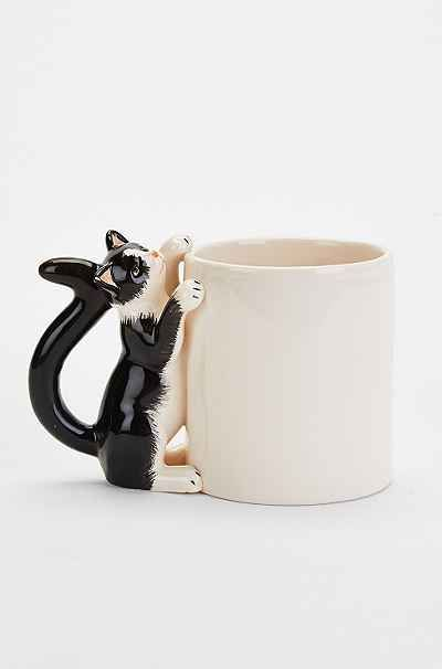Assembly Home Scandi Kitty Mug - Urban Outfitters