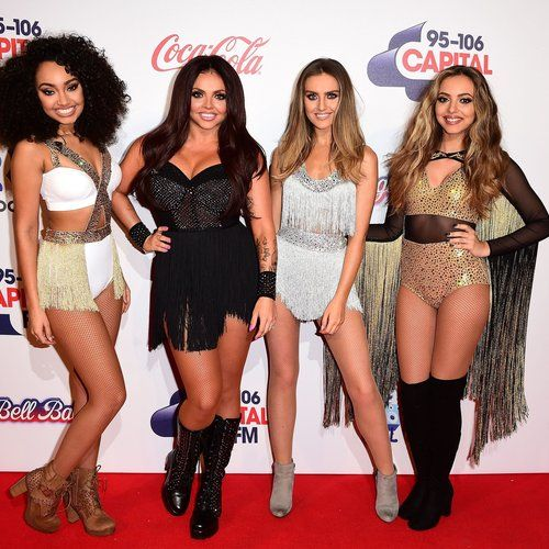 All The Must-See Fashion From Capital's Jingle Bell Ball 2015 - From Little Mix To Fleur - Capital FM