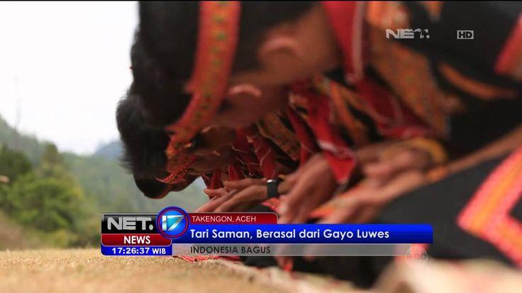 Kopi Gayo dan Tari Saman Khas Aceh - NET17