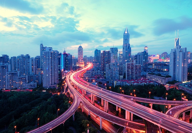Lighting the Road Ahead/照亮前路 by Brady Fang (Shanghai), via Flickr