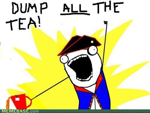 internet memes - Eschew ALL the Taxes!