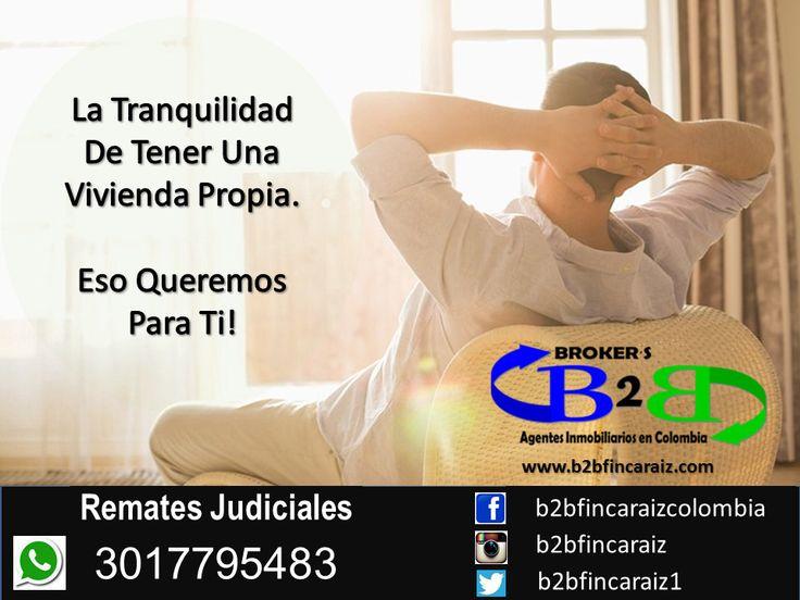 https://flic.kr/p/G1rVF2 | 05-abril-2016-b2b-broker-2 | Remates Judiciales en Cartagena B2B Finca Raíz, Agentes Inmobiliarios en Colombia. El sueño de un hogar propio. www.b2bfincaraiz.com Cel: 3017795483. Estamos Para Servirte