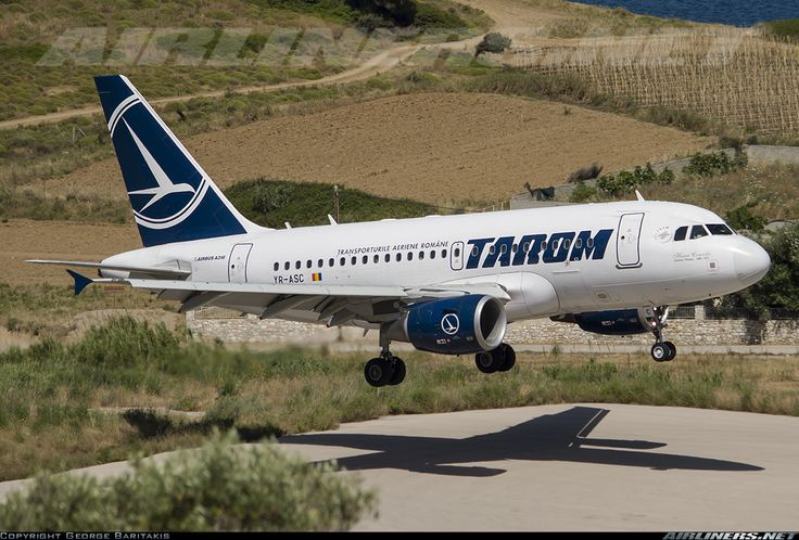Airbus A318-111 aircraft picture