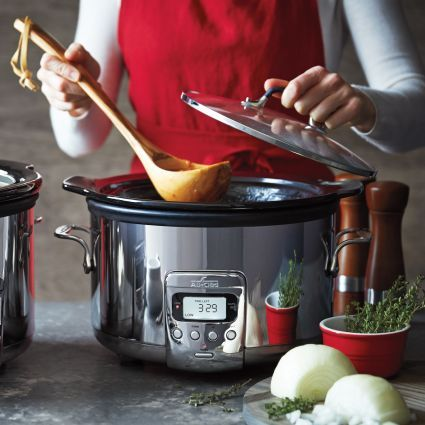 All-Clad® Slow Cooker, available at #surlatable
