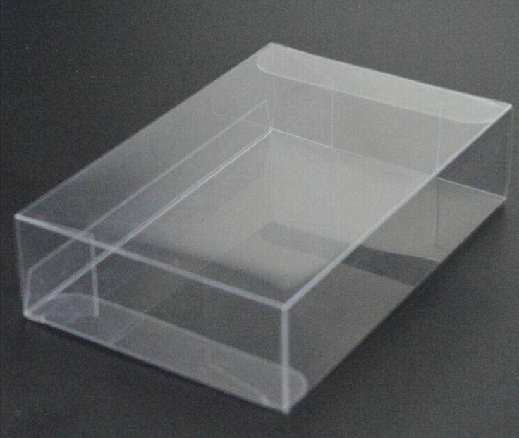 M s de 25 ideas incre bles sobre cajas de plastico - Caja transparente plastico ...