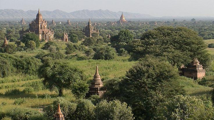 Trésors de Birmanie © Lynda Paquette et Martin Parent *Saison 2013-2014*