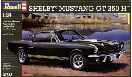 Revell - 7242 - Maquette  de voitures / cars model kits - 1965 Shelby Mustang GT 350H -  1/24