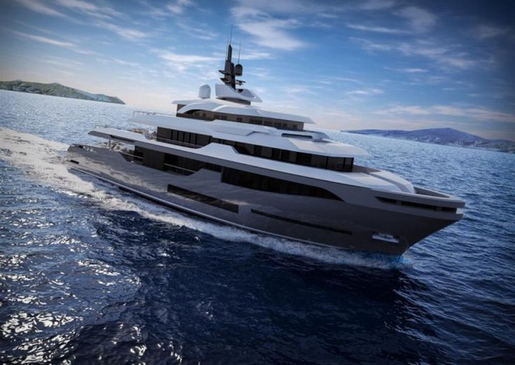 XXL Is Just the Right Name For an Impressive Superyacht