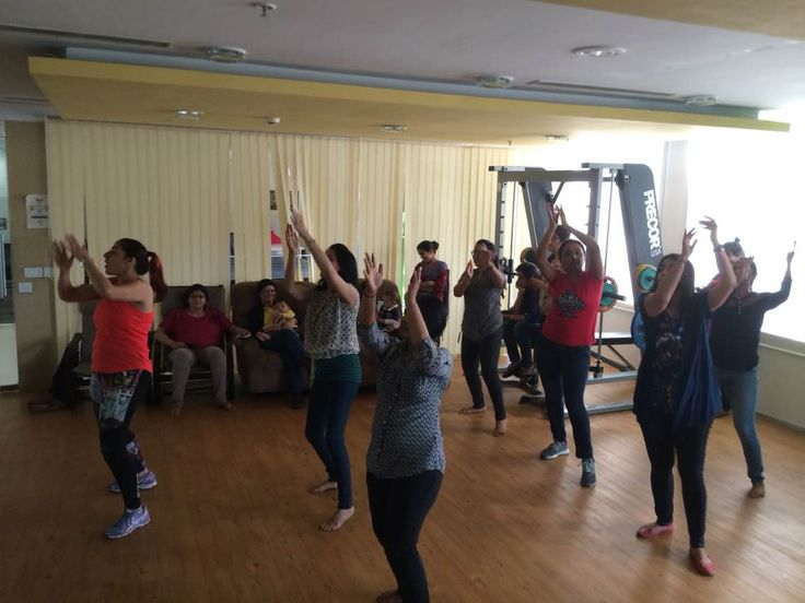 Let's have fun with certain musical fitness routines as IHS focuses on a complete package when it comes to healthcare. Be it any kind of fitness training we give you the best combination of exercises to keep your mind, body and soul healthy. #healthcare #fitness #yoga #funactivities  -  See more at infinite.nowfloats.com/bizFloat/56ef63079ec6710e90674776
