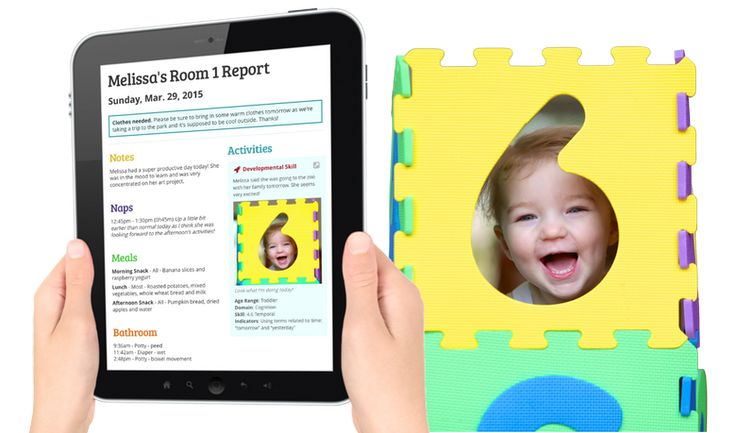 HiMama - Child Care Apps with Daycare Daily Sheets