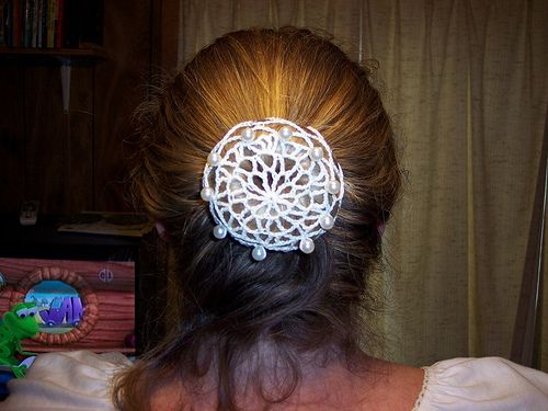 134 Best Tocados Tejidos Images On Pinterest Crochet Hair