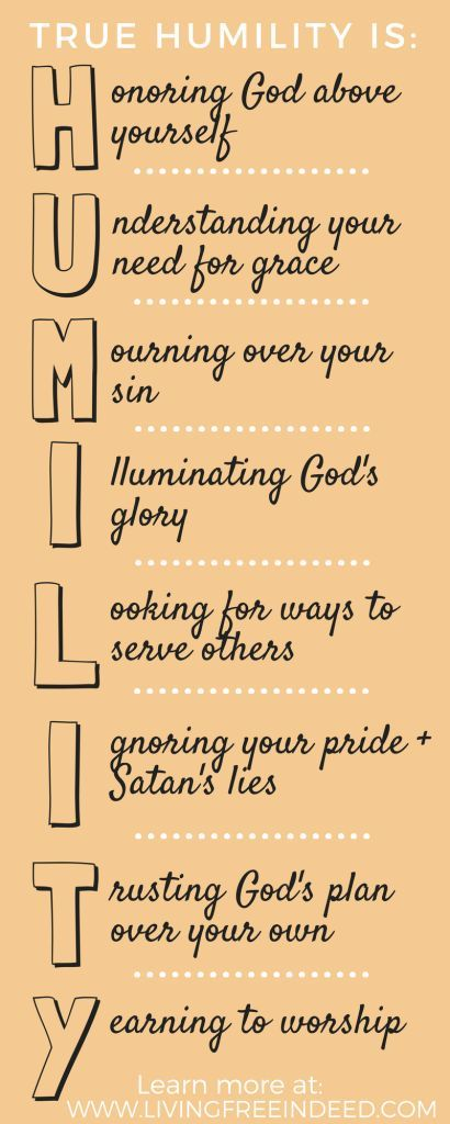 How Humility Deepens Your Walk With God - Free Indeed