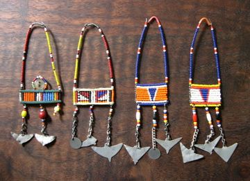 Rad tribal jewelry. Check it out!