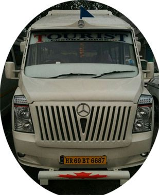 Prachi Holidays offering Tempo Traveller with Sofa and Bed on rent from Delhi to Outstation journey for comfortable journey at in pocket cost, We have other Tempo Traveller 12, 15 & 16 Seater tempo traveler with sofa and bed for Agra tour packages, Delhi to vaishno devi yatra, Nainital tour packages, Jim Corbett tour packages, Haridwar Rishikesh packages, Manali Volvo Packages, 9 Seater Tempo traveller with Sofa and Bed on rental Delhi to Jaipur tour packages, haridwar tour packages,