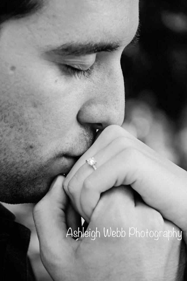 Engagement Photo  {Ashleigh Webb Photography}