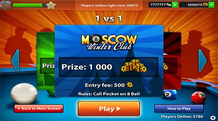 8 Ball Pool Hack  Unlimited Coins and Cash Online Generator