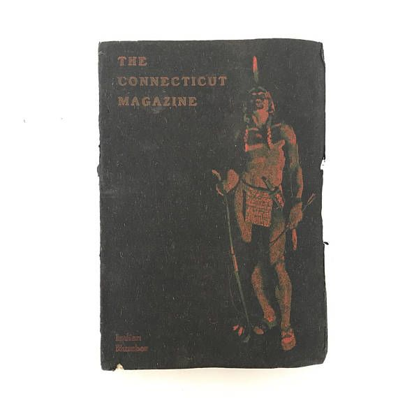 Connecticut Magazine Connecticut History Native American Issue