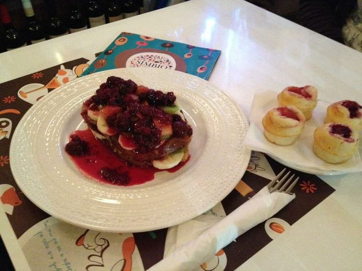 simbio's got best fruit toast sandwich