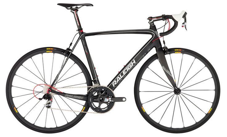 2012 Raleigh Bicycles Militis 3