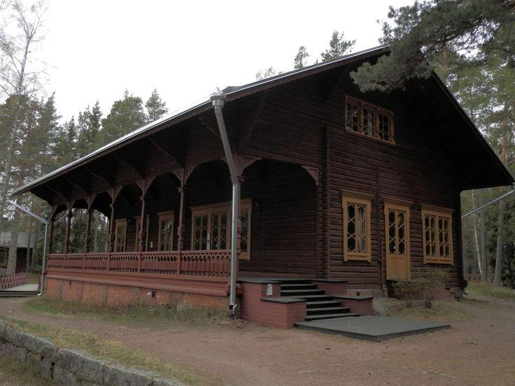 Императорский домик