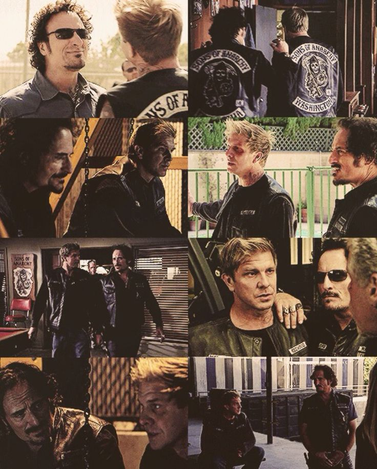 Tig & Kozik // Sons Of Anarchy