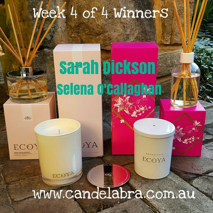 WEEK 4 Winners!!