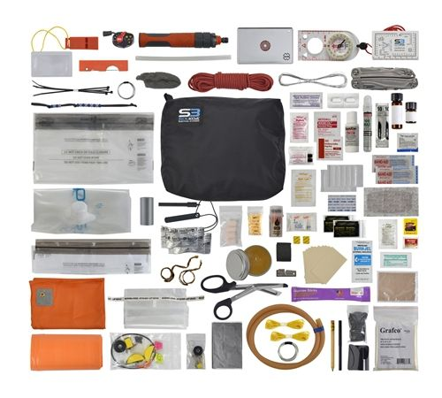 Survival Kit - Solkoa Pro | Comprehensive Kit Perfect for Vehicles | Professional Quality Gear